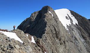 Crestas del Pirineo