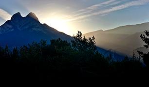 Montañas míticas de Cataluña