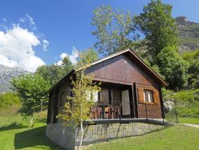 Camping LA BORDA D�ARNALDET