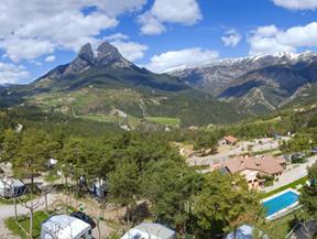 Camping REPÒS DEL PEDRAFORCA