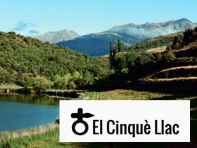EL CINQU� LLAC - Ruta por Etapas
