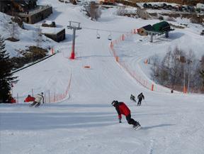 Estación de Esquí Nórdico y Alpino de TAVASCAN