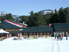 Estación de Esquí Nórdico de SANT JOAN DE L