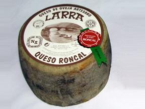 Quesería LARRA - Queso de Roncal