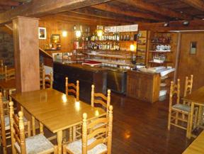 Restaurante - Refugio CASA MASOVER