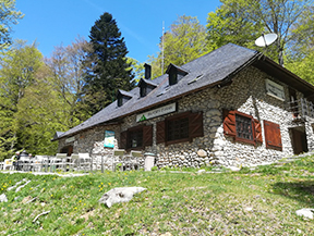 Refugio de Conangles
