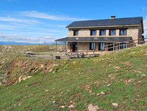 Refugio de l�ARP - Vall de la Vansa
