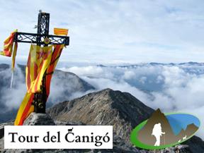 TOUR DEL CANIG� - Ruta por Etapas