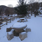 Área de picnic de Martinet