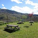 Área de descanso Atalaya del valle de Pardines