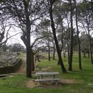 Área de recreo del Mas Ventós