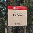 Área recreativa de la Serra
