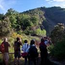 Área de recreo de Xenacs - mirador natural del Parque Natural de la Zona Volcánica de la Garrotxa