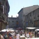 Centro histórico de Bagá y mercado medieval