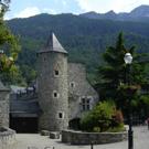 Casa del Parque Nacional de los Pirineos de Saint Lary