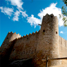 El castillo de Calonge