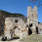 El castillo de Gósol
