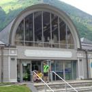 Centro de visitantes y Casa del Parque Nacional de los Pirineos de Cauterets