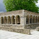Claustro románico de Sant Domènec