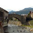 Ecomuseo y puente medieval de Esterri de Aneu