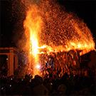 Erulet y la magia del fuego en Les