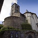 La iglesia de Sant Esteve de Andorra la Vella