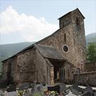 Iglesia de Urdatx-Santa Grazi (Sainte-Engrâce)