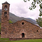 Iglesia de Sant Martí de La Cortinada