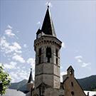 Iglesia de Sant Miquèu de Vielha