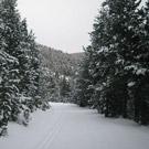 Estación de esquí nórdico de Aransa