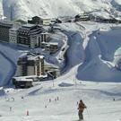 Estación de esquí de Saint Lary