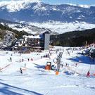 Estación de esquí de Puyvalador-Riuetort