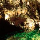 Las cuevas de Canalettes