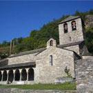 Iglesia de Sant Jaume en Queralbs