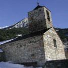 Iglesia de Santa Cecilia de Senet de Barrabés