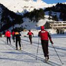 Estación de esquí Llanos del Hospital