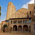 Monestir Arran de Mar y colección Thyssen-Bornemissa