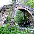 Puente de Cassibrós en la Noguera de Cardós