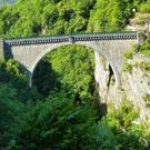 Puente de Napoléon y vía ferrata