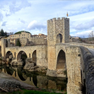 Puente románico de Besalú