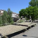 Pueblo de los oficios de Burgui