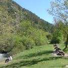 Área de picnic de Sant Joan del Avellanet