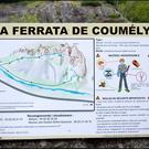 Vía Ferrata de Coumély