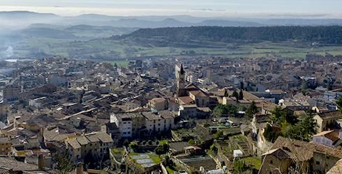 Rutas y senderismo en berga rutas pirineos - Ciudad de berga ...