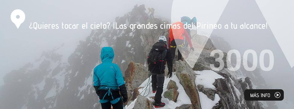 ¿Quieres tocar el cielo? ¡Las grandes cimas del Pirineo a tu alcance!