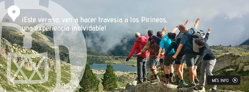 ¡Este verano, ven a hacer atraviesa los Pirineos, una experiencia inolvidable!