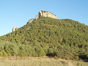 Ascensi�n al Cogul (1.526m) y a la Prisi�n del Capolatell