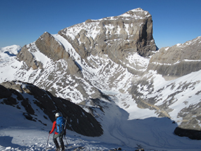 Ascensi�n al Monte Perdido (3.355m) en 2 d�as