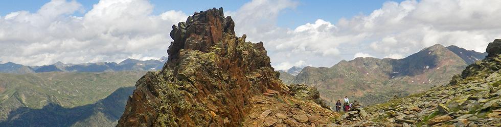 Ascensión al Monteixo