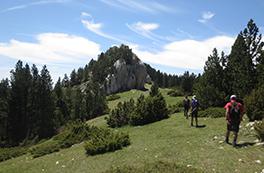 Ascensión al Pedraforca